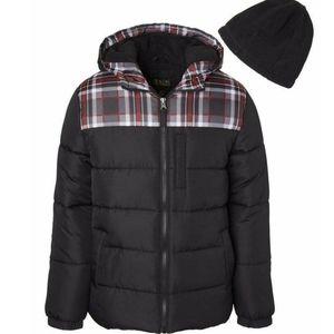 Big  Boys  Jacket  Size  L   (14-16).